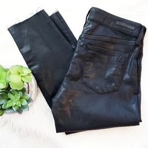 Articles Of Society Skinny Jeans Sarah Coated 26